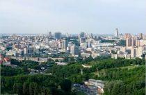 Туристический ажиотаж Соломенского района Киева в финале Лиги чемпионов УЕФА .