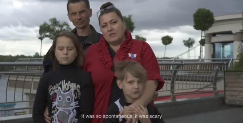 Вышел социальный ролик о предвзятом отношении к переселенцам Донбасса