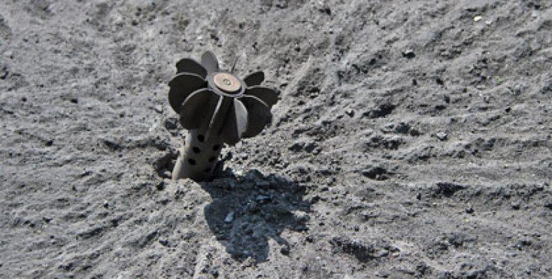В ОБСЕ рассказали о минной опасности вблизи Белой Каменки и в Дебальцево
