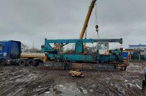 Переселенцы в Виннице уже заливают фундамент своего нового дома