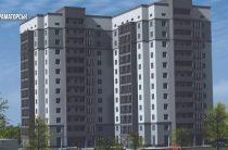 12-этажку для переселенцев начали строить в Краматорске. Смотрите видео с площадки