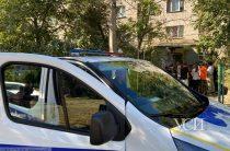 В Одессе переселенцы устроили акцию протеста: они говорят, что их хотят выселить из центра социальной помощи