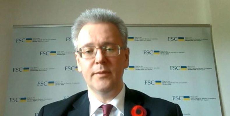 Представитель Украины в ОБСЕ сообщил, когда пройдут выборы в Крыму и на Донбассе
