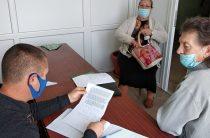 На КПВВ переселенцам предоставляют бесплатную правовую помощь