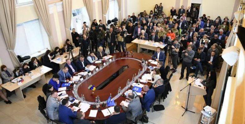 В Краматорске депутаты обсудили: как улучшить интеграцию переселенцев