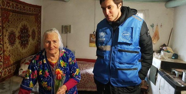 Новогригорьевка: Волонтер рассказал о проблемах жителей прифронтового села