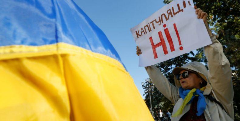«Кого дурят, Кремль или украинский народ?» – из крымских сетей