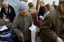 Переселенцы рассказали о приостановке социальных выплат и пенсий