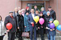 Переселенці отримали квартири в Запорізькій області