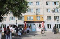 Переселенцы получили квартиры в Северодонецке
