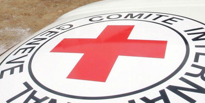 Красный Крест направил на неподконтрольный Донбасс более 154 тонн гумпомощи
