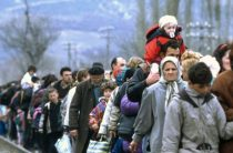 В Украине резко увеличилось количество переселенцев