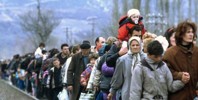 Переселенцы, пострадавшие в результате боевых действий, имеют право на компенсацию