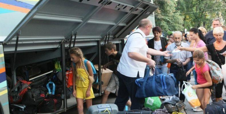 Украина ожидает от Германии до конца года €25,5 миллиона на жилье для переселенцев