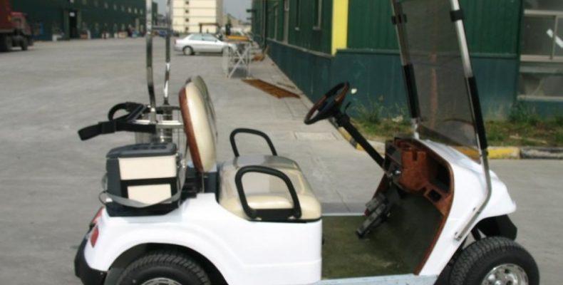 ООН запустила электрокар для перевозки людей на КПВВ «СТАНИЦА ЛУГАНСКАЯ»